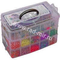 Band Titan (огромный контейнер) набор для плетения браслетов из резиночек