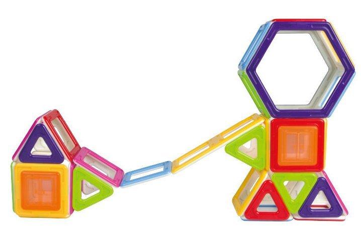 Магнитный конструктор 58 деталей Magical Magnet 713
