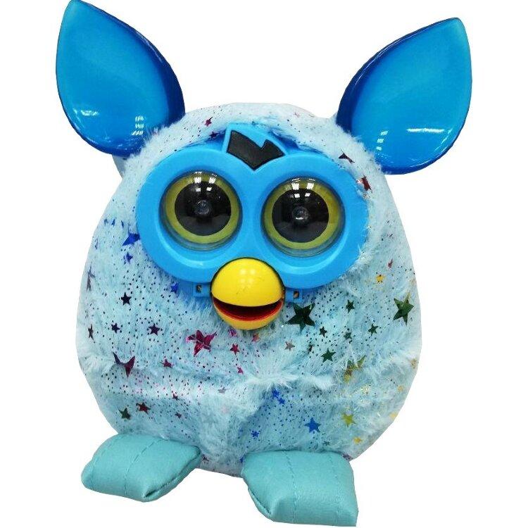 Интерактивный Ферби Пикси голубой (Обновленная версия)