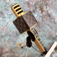 Портативная Колонка-Микрофон Magic Karaoke SDRD SD-18 (Bluetooth, USB, TF, AUX)