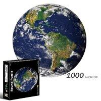 LERO KIDS развивающий Round Пазл из 1000 элементов -Земля