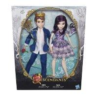 Набор из 2 кукол Hasbro Disney Descendants Бен и Мэл, 29 см,
