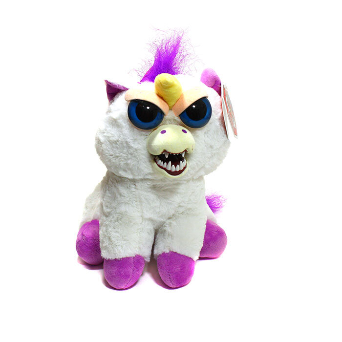 Мягкая игрушка Feisty Pets - Единорог