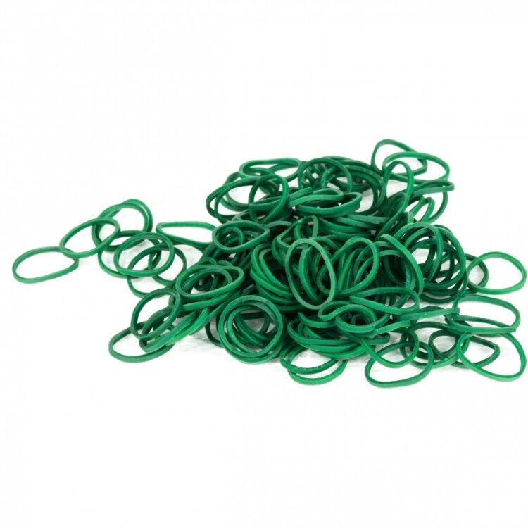 Изумрудные резиночки для плетения браслетов