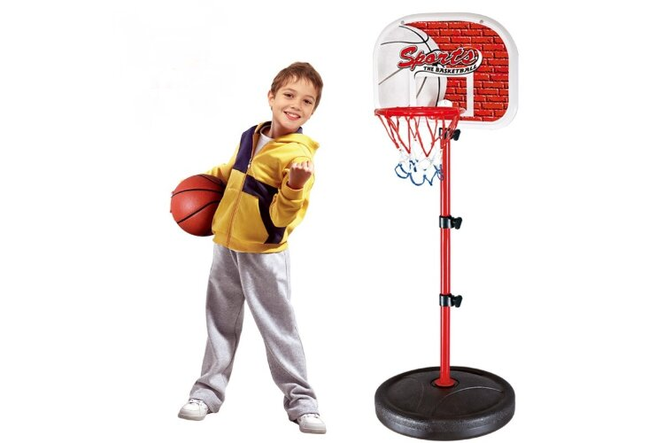 Баскетбольное кольцо с подставкой NEW SPORTS BASKETBALL