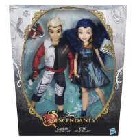 Набор из 2 кукол Hasbro Disney Descendants Карлос и Эви, 29 см, B3129