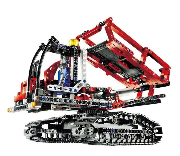 Конструктор Техник «Экскаватор» 760 дет   King 90022