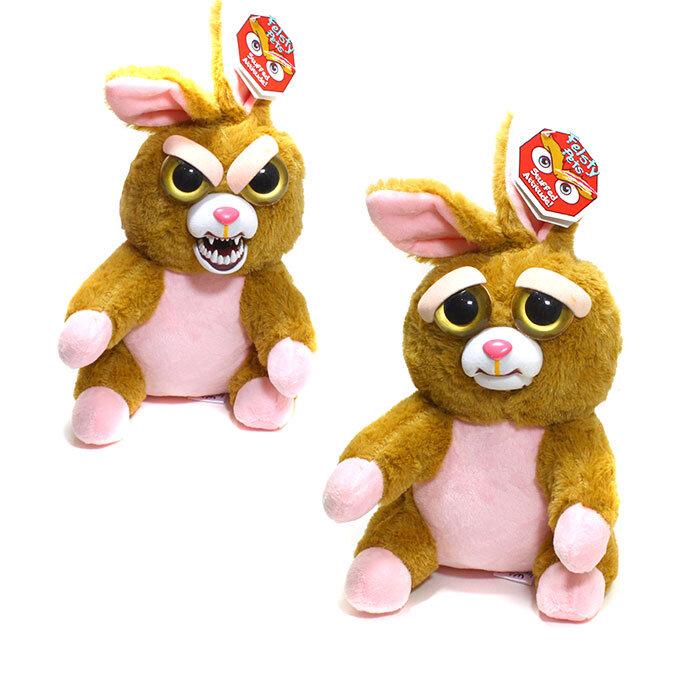 Мягкая игрушка Feisty Pets - Кролик