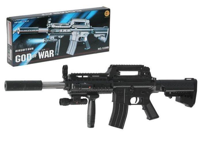 Детская штурмовая винтовка M16