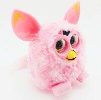 Интерактивный Фёрби Пикси розовый