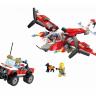 Конструктор Лесные спасатели QMAN 2805 (Enlighten Brick) 369 дет.