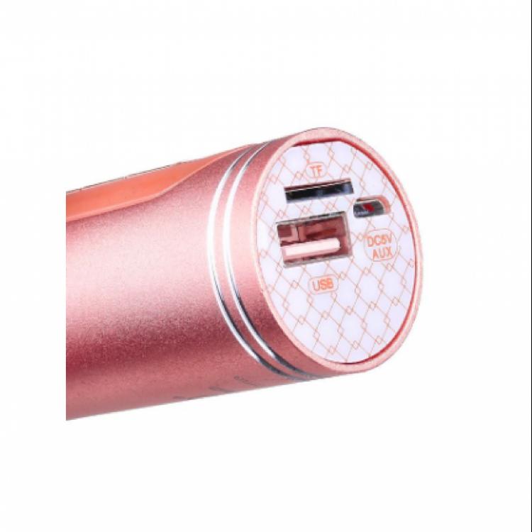 Bluetooth Караоке Микрофон YS-69 с изменением голоса