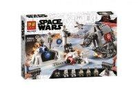 """Конструктор Звездные войны """"Защита базы Эхо""""  534 дет  Space Wars 11423"""
