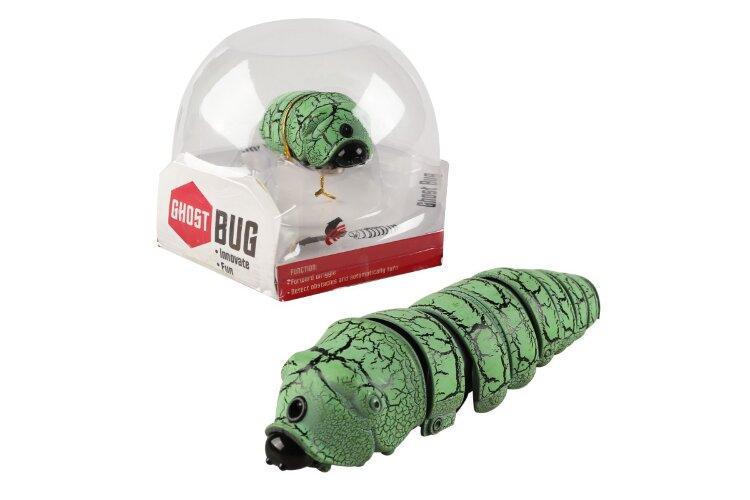Игрушка гусеница с пультом д/у Magic bug
