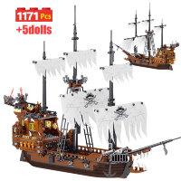 """Конструктор """"Пираты Карибского моря: Летучий Голландец"""" 1171 дет."""