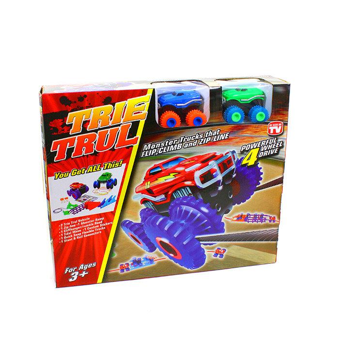 Канатный автотрек Trie Trul  (Trix trux)