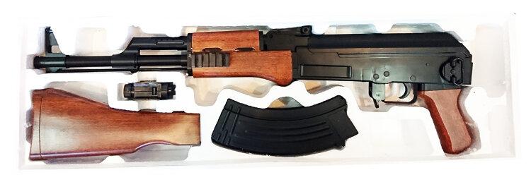 Детский автомат Калашникова AK-47 0808