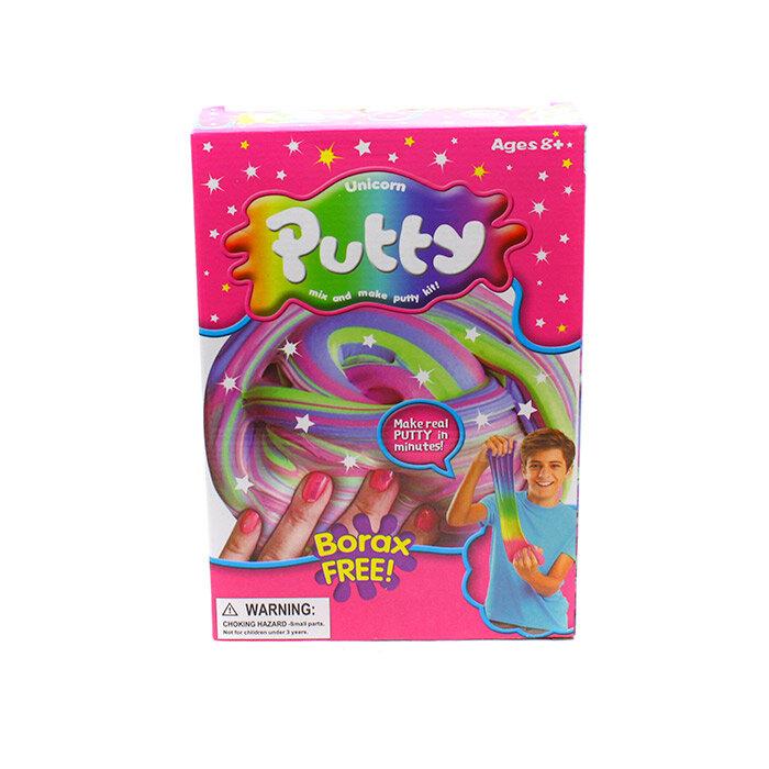 Набор сделай слайм Putty