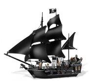 """Конструктор """"Пираты Карибского моря: Черная Жемчужина """" 847 дет.  S7318"""