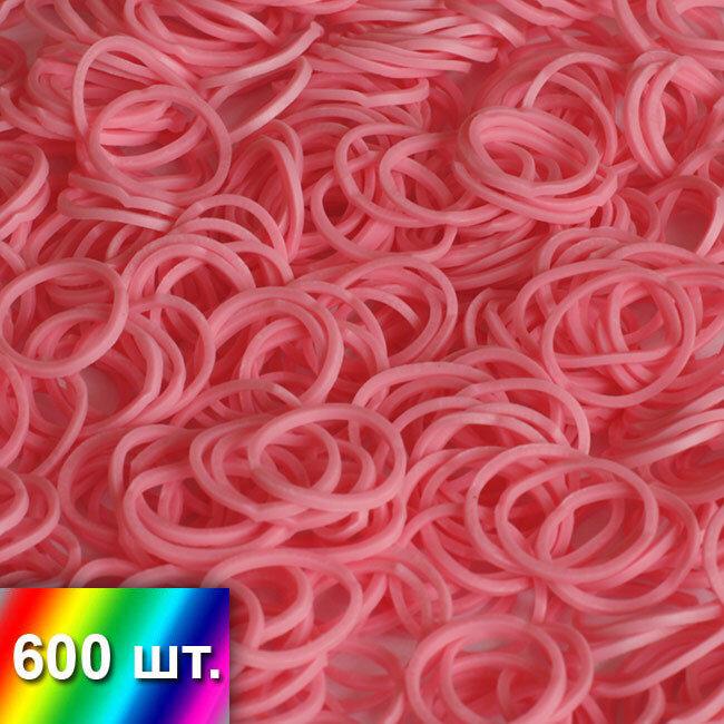 Розовые резиночки для плетения браслетов
