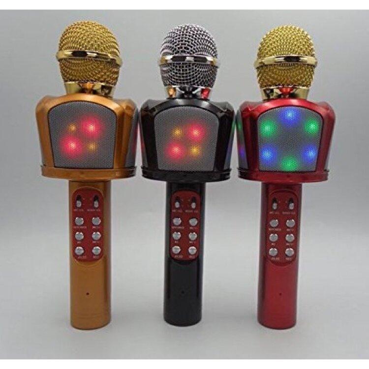 Bluetooth Караоке Микрофон Zhibaoxing ZBX-918