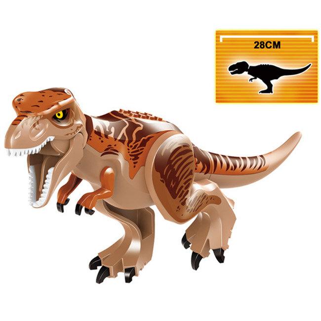 Конструктор Большой Тираннозавр Рекс 28 см
