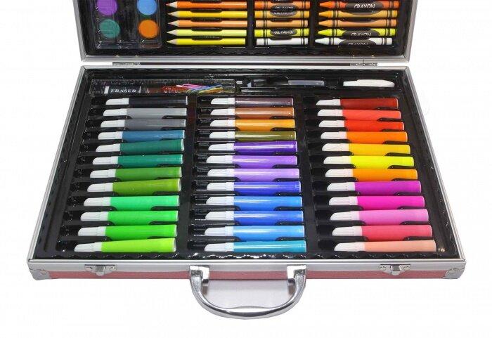 Набор для рисования 150 предметов в кейсе