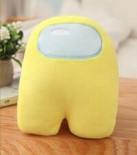 Мягкая игрушка Желтый из Among US  Классический Амонг АС  20 см