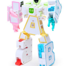 Буквы трансформеры Роботы для дома