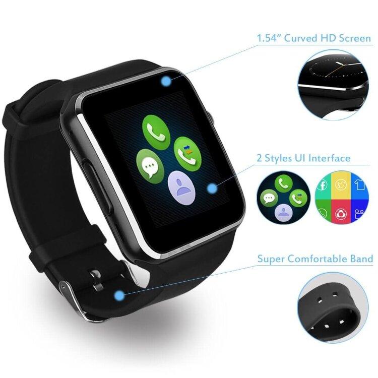 Смарт часы X6 Smartwatch