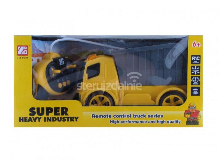 Грузовик с дистанционным управлением «Super Heavy Industry»