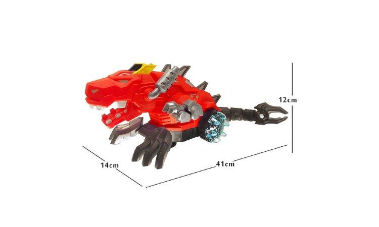 Интерактивный Дракон Mechanical spray dragon с паром