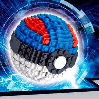 Конструктор Покемон Pokeball 234 детали  Lari 39002