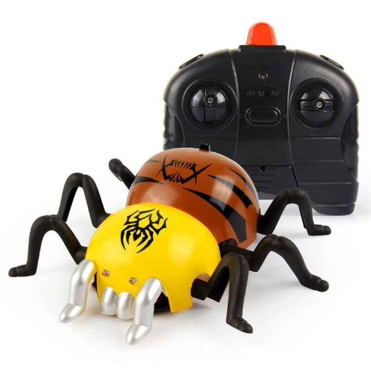 Антигравитационная игрушка-стенолаз  Паук Wall Climber