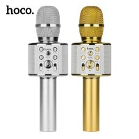 "Bluetooth Караоке Микрофон Hoco BK3 ""Cool sound"""