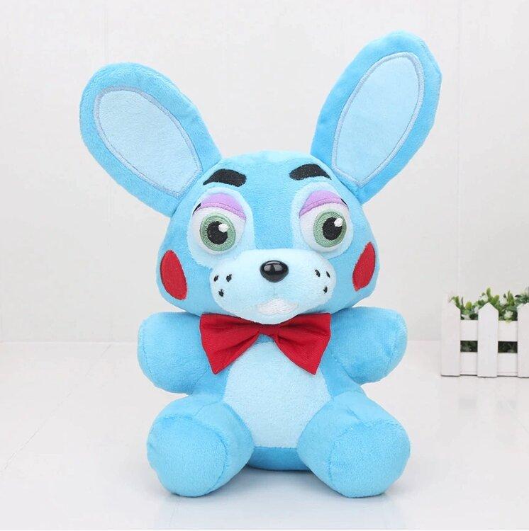 Плюшевая игрушка  заяц Бонни  23 см. FNAF 2