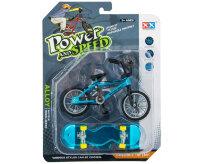 Фингер BMX Набор пальчиковый скейт + велосипед