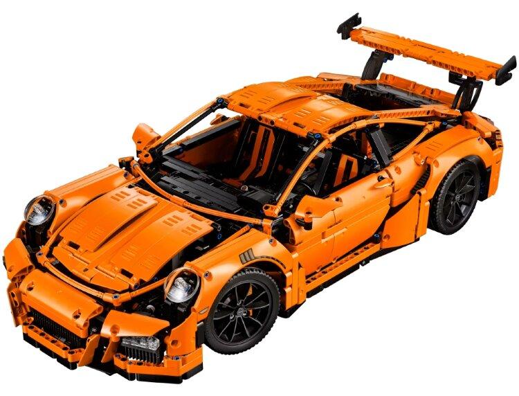 """Конструктор Техник """"Porsche 911 GT3 RS"""" 2704 дет.   38004"""