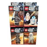 Набор из 4 минифигурок Звездные войны Star Wars 1813