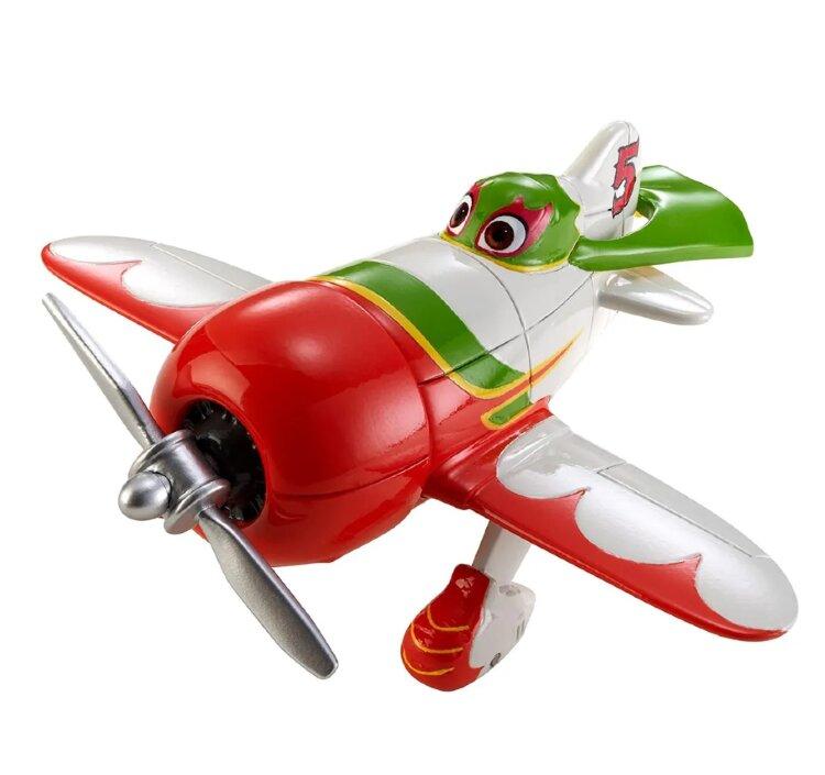 Самолет литой в масштабе 1:55 Эль Чупакабра Planes
