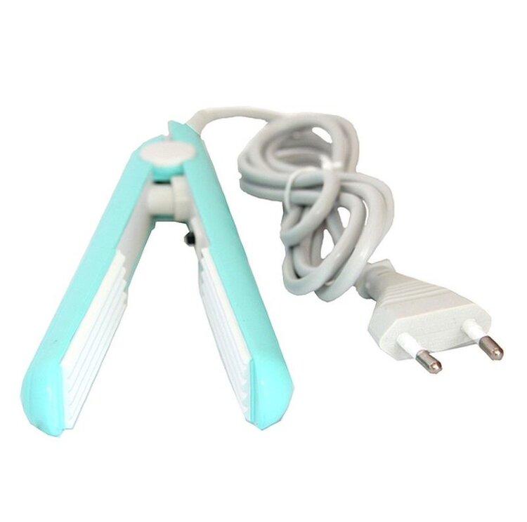 Мини щипцы-гофре для волос Promozer MZ-7052