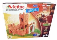 Конструктор из кирпичиков Feitoc Замок 200 дет.