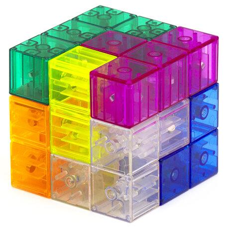 Конструктор головоломка Magnetic block cube