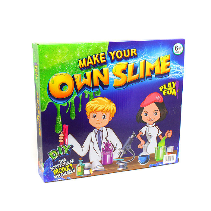 Набор для создания слайма Own Slime