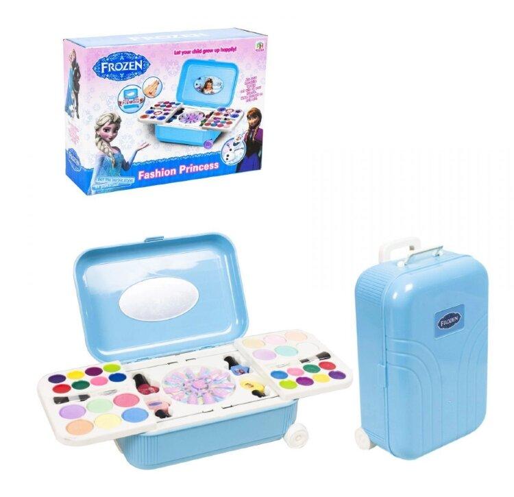 Набор детской косметики в чемоданчике Холодное сердце