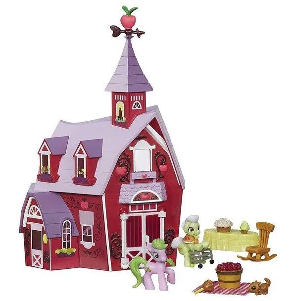 Игровой набор Понивилль My Little Pony  Hasbro