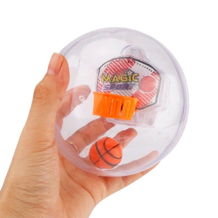 Электронная игра Баскетбол  в шаре