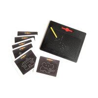 Планшет для рисования магнитами MAGPAD 714 магнитов