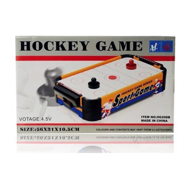 Игра настольная Аэрохоккей  HG298А
