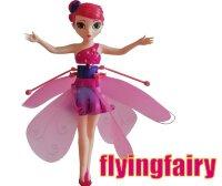 Летающая фея цветов